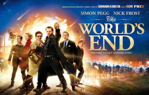 Bienvenidos al fin del mundo-cartel 2